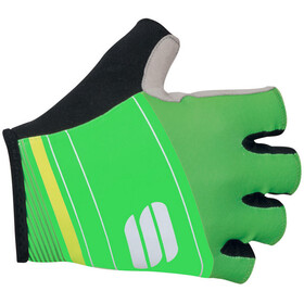 Sportful Gruppetto Pro Gloves green/green fluo/yellow fluo